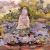 Quiet Afternoon, Buddah